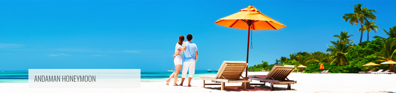 Honeymoon in Andaman Nicobar Islands