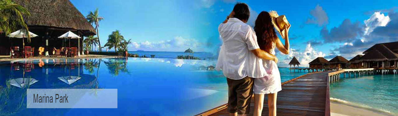 Andaman Honeymoon Packages in Marina Park